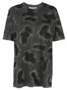 1017 ALYX 9SM camouflage print T-shirt - Grey