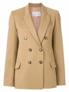 Nk Gabardine Lisa blazer - Brown