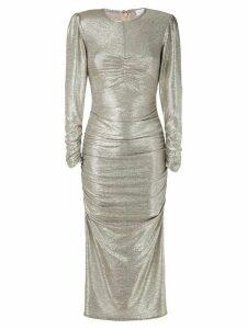Nk Lunar Zee metallic dress