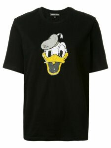 Markus Lupfer sequin Donald Duck T-shirt - Black