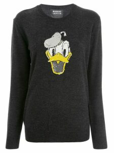 Markus Lupfer Donald Duck sequin jumper - Grey