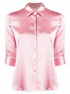 Blanca Vita Camilla silk shirt - PINK