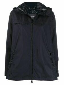 Duvetica water-resistant hooded jacket - Blue