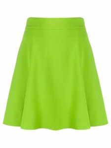 Dolce & Gabbana cady circle skirt - Green