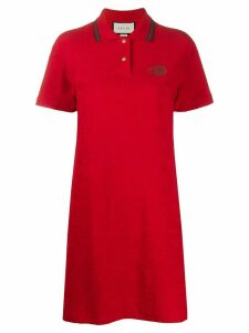 Gucci polo dress - Red