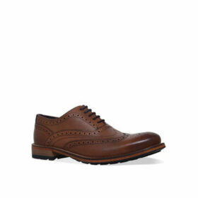 Ted Baker Guri 8 Wingcap Ox - Tan Lace Up Shoes