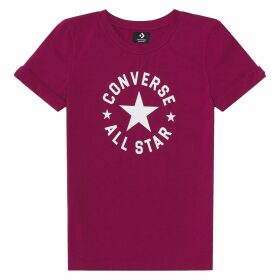 Converse Roll Up Tee