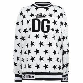 Dolce and Gabbana Star Sweatshirt