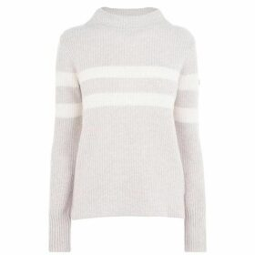 Barbour International Quayle Stripe Jumper