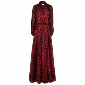 Redemption Leopard Dress