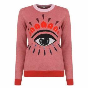 Kenzo Eye Knit Sweatshirt