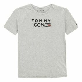 Tommy Hilfiger Flag Icon T Shirt