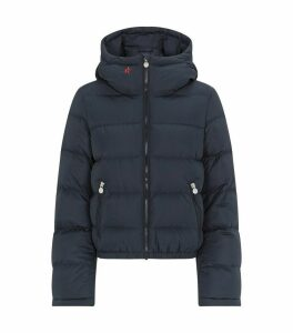 Flare Sleeves Snow Jacket