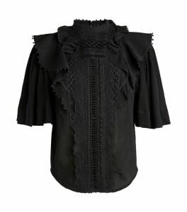 Ioleya Lace Blouse