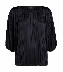 Fiocchi Pleated Blouse
