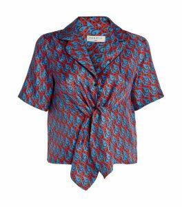 Pyjama-Style Shirt