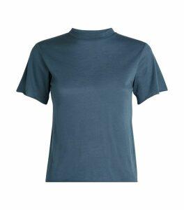 Cotton-Cashmere T-Shirt