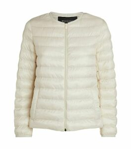 Quilted Pack-Away Jacket