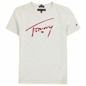 Tommy Hilfiger Signature Short Sleeve T Shirt