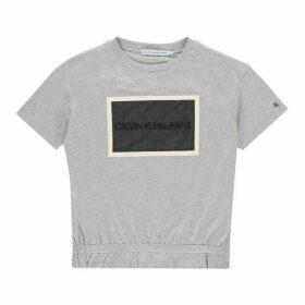 Calvin Klein Jeans Mesh Logo T Shirt