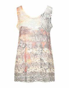 YES ZEE by ESSENZA TOPWEAR Vests Women on YOOX.COM