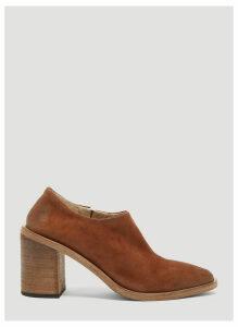 Marsèll Tapiro Suede Boots in Brown size EU - 36