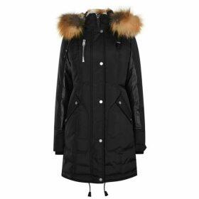 Nicole Benisti Chelsea Fur Lined Jacket