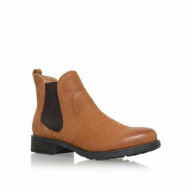 Carvela Solid flat ankle boots
