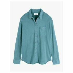 hush Washed Jersey Shirt