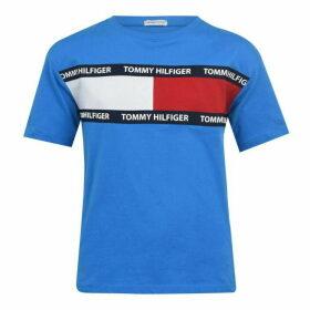 Tommy Hilfiger Flag T Shirt
