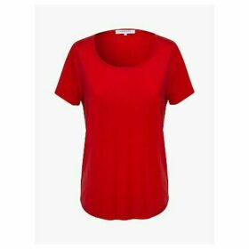 Gerard Darel Joy Short Sleeve T-Shirt, Red