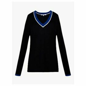 Gerard Darel Evangelina Wool Jumper, Blue