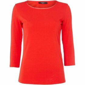 Max Mara Weekend Multib round neck jersey top