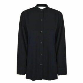 Helmut Lang Jacquard Twill Shirt