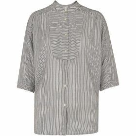 Whistles Beatrice Stripe Shirt
