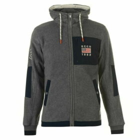 SoulCal Deluxe Chest Pocket Hoodie