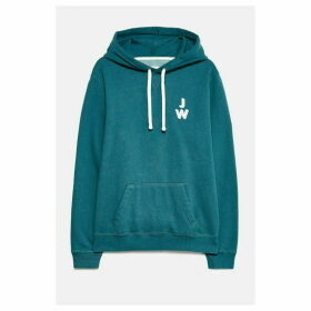 Jack Wills Long Sleeved Batsford Hoodie Back Logo