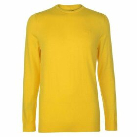 Barbour Lifestyle Barbour Cotton Crew Jumper Mens