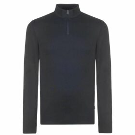 Boss Hugo Tenore quarter Zip Sweater