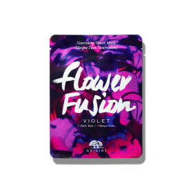 Origins Flower Fusion Violet Sheet Mask