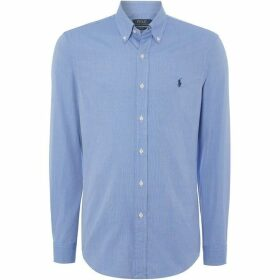Ralph Lauren Slim-Fit Long-Sleeve Shirt