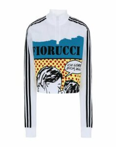 ADIDAS ORIGINALS x FIORUCCI TOPWEAR Sweatshirts Women on YOOX.COM