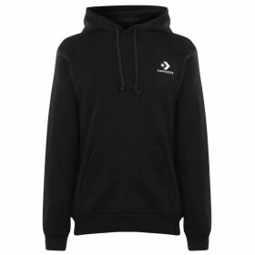 Converse Lifestyle Embroidered Hoodie - Black