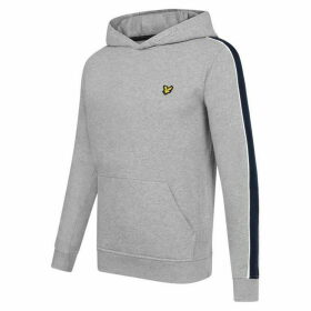 Lyle and Scott Panel OTH Jn02 - Grey G59