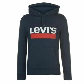 Levis Sport Hoodie - Dress Blue