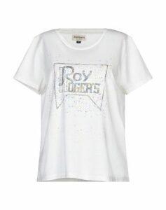 ROŸ ROGER'S TOPWEAR T-shirts Women on YOOX.COM
