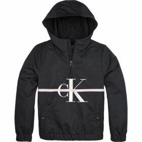 Calvin Klein Jeans Mono Str OTH JnG02 - CK Black
