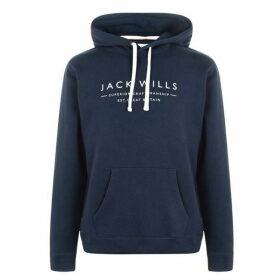 Jack Wills Jack Batsford Hoodie - Navy