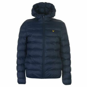 Lyle and Scott Lightweight Padded Jacket - Dark Navy