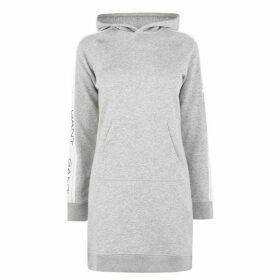 Gant Archive Hoodie Dress - 94 Light Grey M